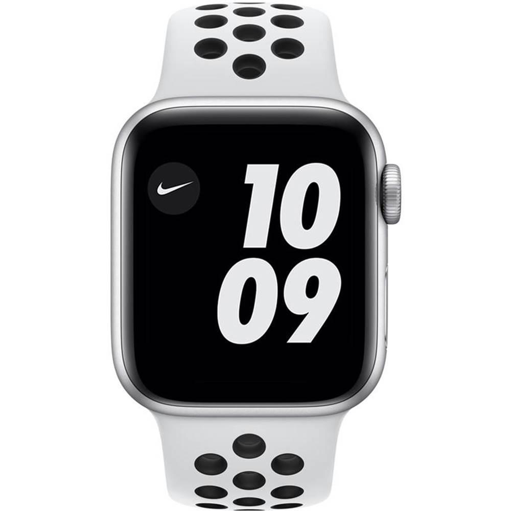 Apple Inteligentné hodinky Apple Watch Nike SE GPS 40mm pouzdro ze