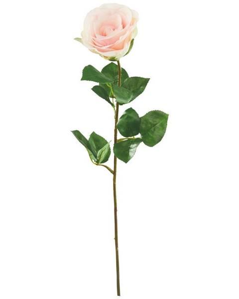 Ružová váza Möbelix