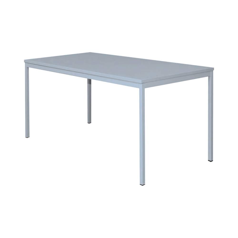 IDEA Nábytok Stôl PROFI 140x70 sivý