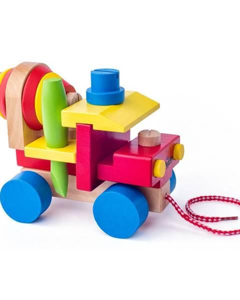 Viacfarebné hračky Woody