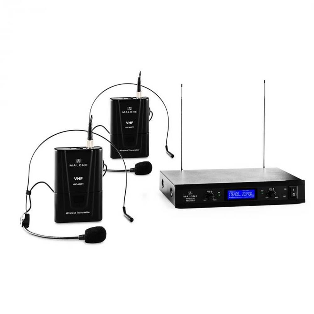 Auna Pro VHF-400 Duo 2, 2-k...