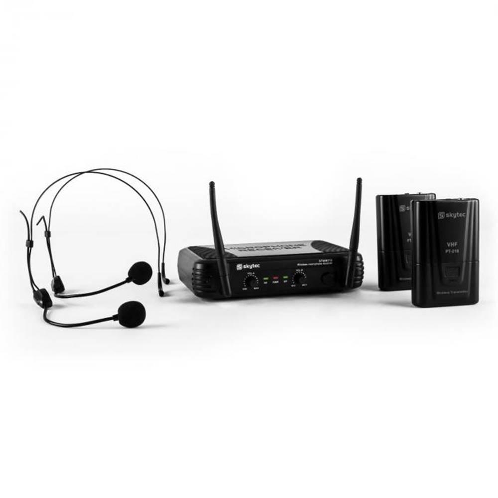 Skytec STWM712H, mikro VHF ...