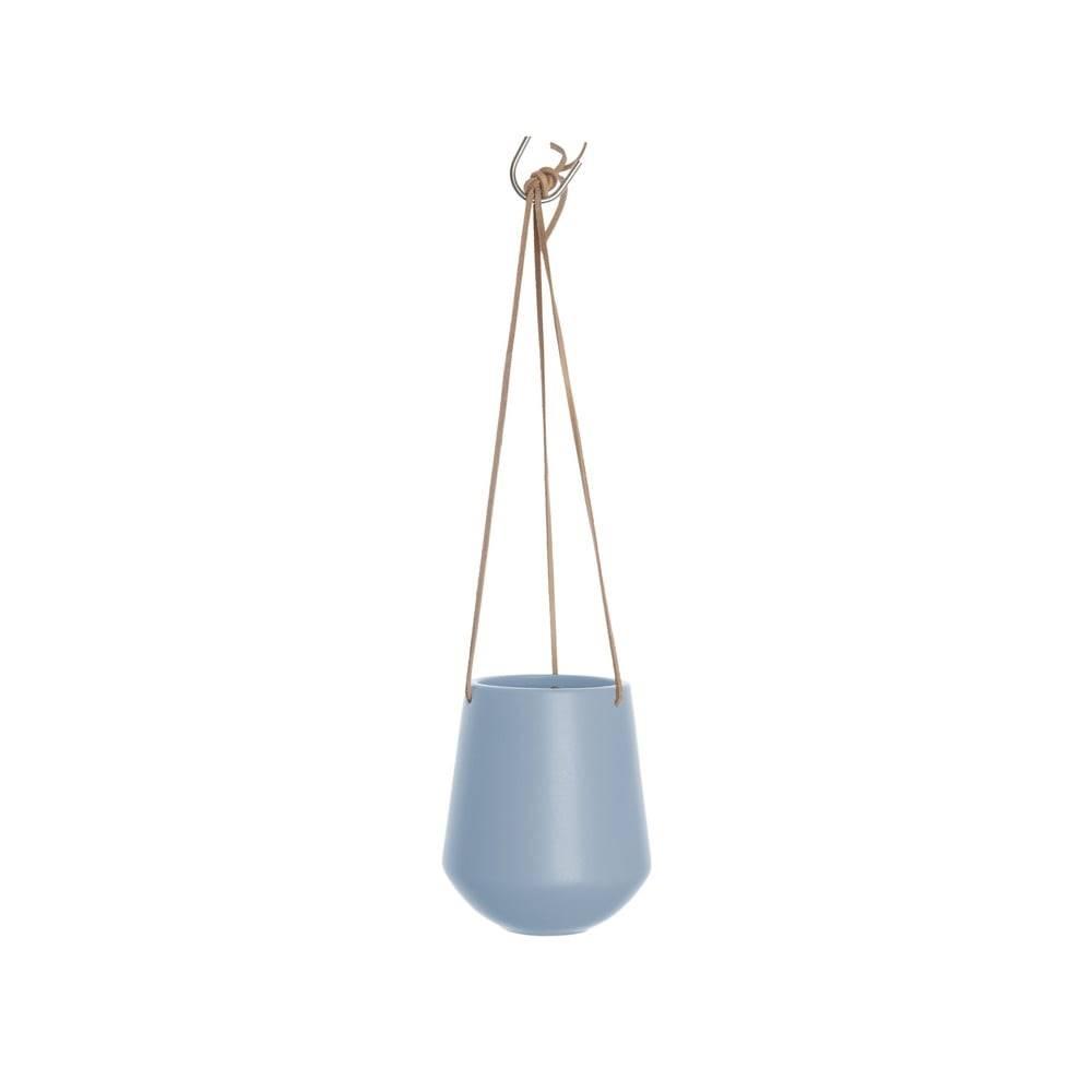 PT LIVING Modrý závesný kvetináč PT LIVING Skittle, ø13,5cm