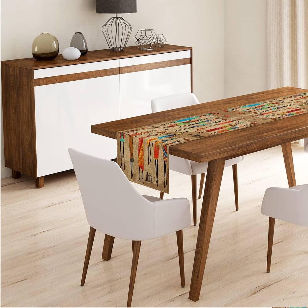 Minimalist Cushion Covers Behúň na stôl z mikrovlákna Minimalist Cushion Covers Mentio, 45x145cm
