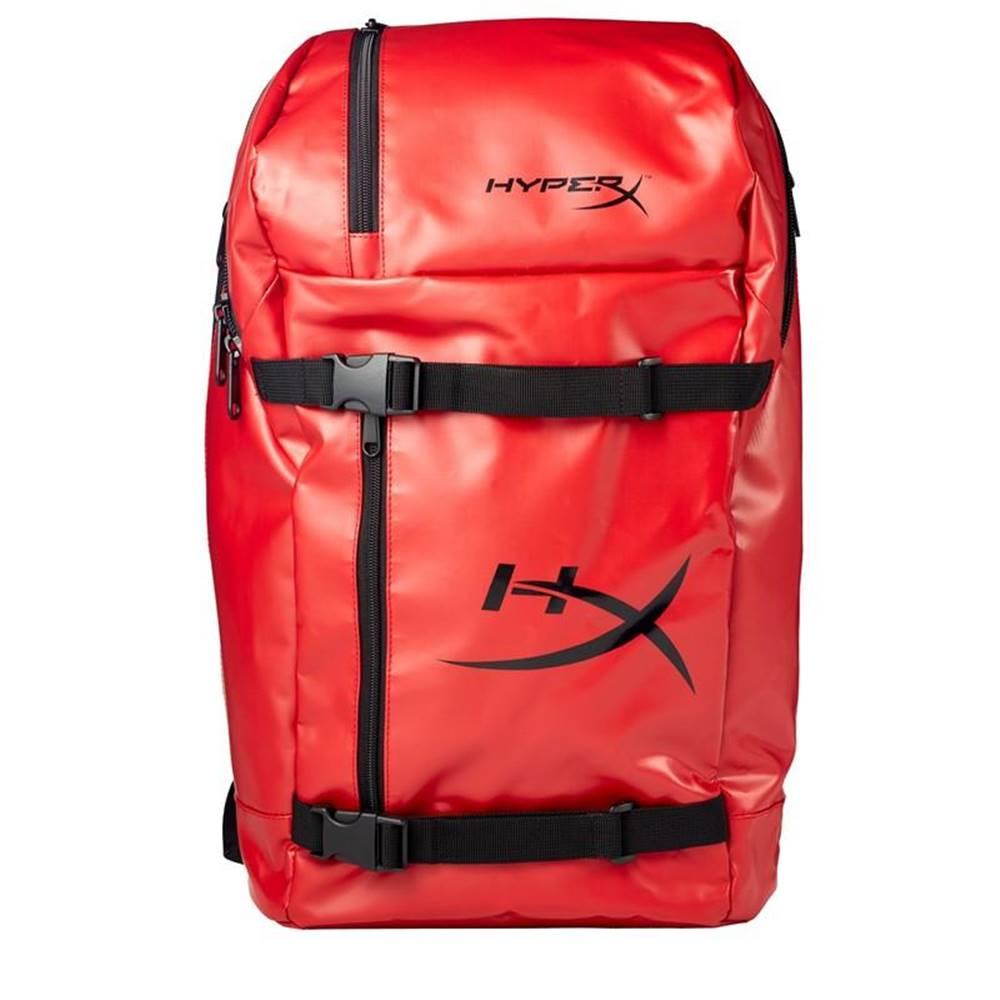 HyperX Batoh na notebook  HyperX Scout červený