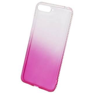 Kryt na mobil Beeyo Diamond Frame na Honor 7A ružový