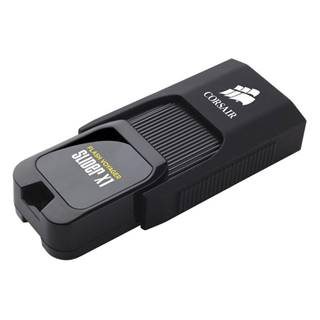 USB flash disk Corsair Voyager Slider X1 128GB čierny