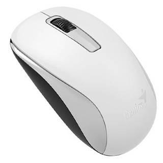Myš  Genius NX-7005 biela / BlueTrack / 3 tlačítka / 1200dpi