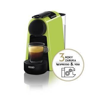 Espresso DeLonghi Nespresso Essenza Mini EN85.L zelen