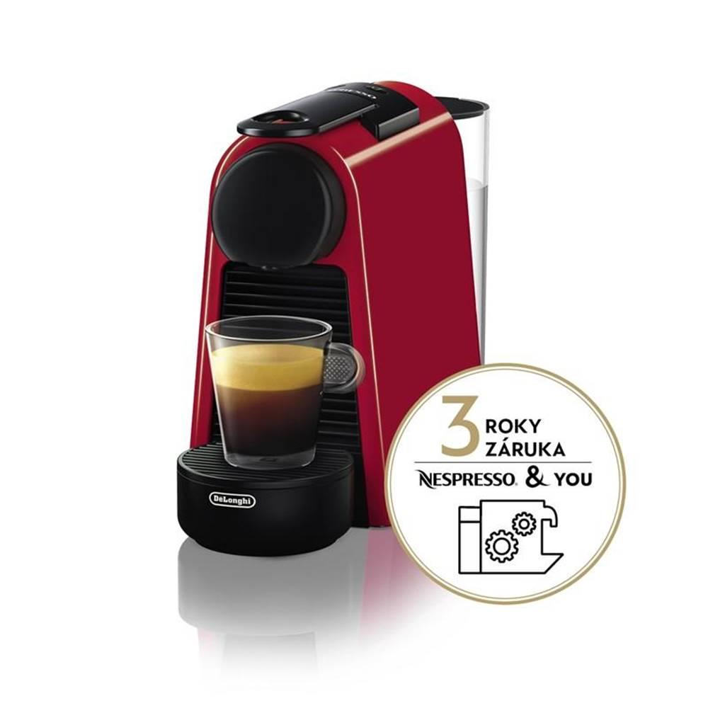 DeLonghi Espresso DeLonghi Nespresso Essenza Mini EN85.R červen