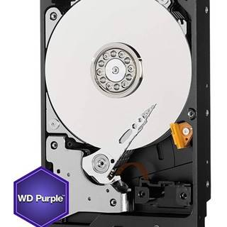 "Pevný disk 3,5"" Western Digital Purple 4TB"