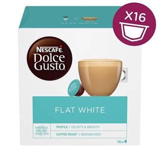 NescafÉ Dolce Gusto® Flat White kávové kapsule 16 ks