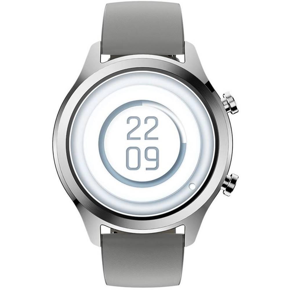 TicWatch Inteligentné hodinky Mobvoi TicWatch C2+ strieborné
