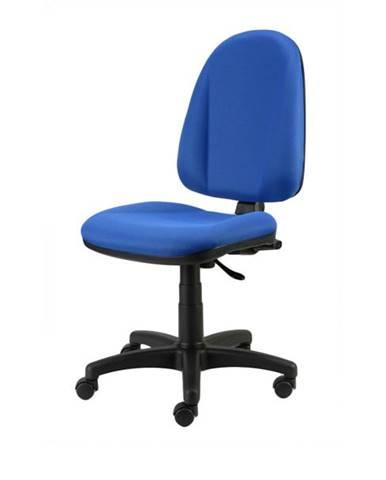 Kancelárska stolička DONA modrá