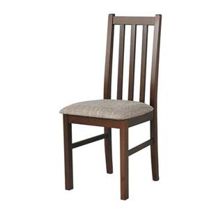 Jedálenská stolička BOLS 10 hnedá