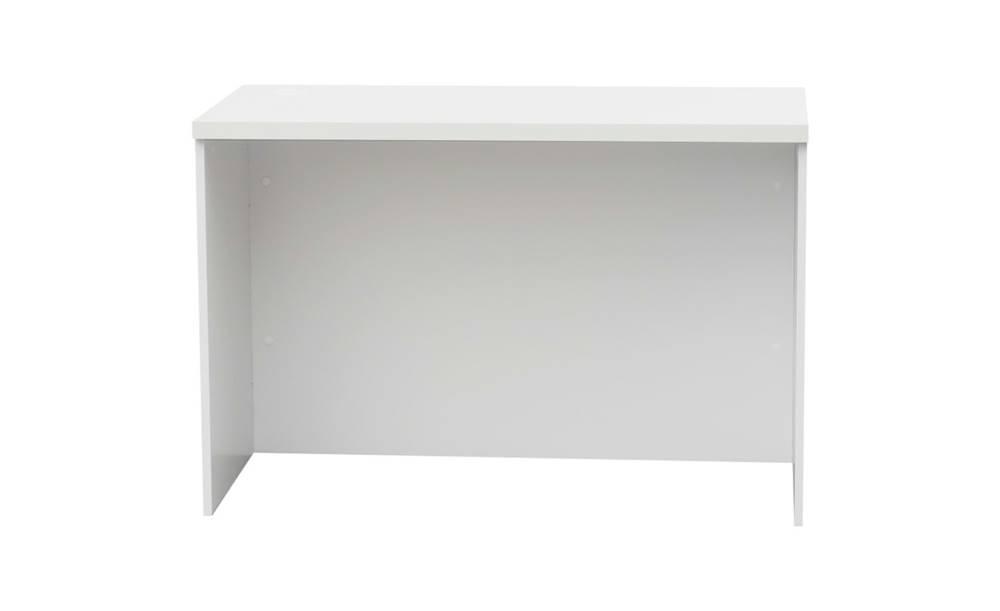 Sconto Písací stôl EASY 110 biela