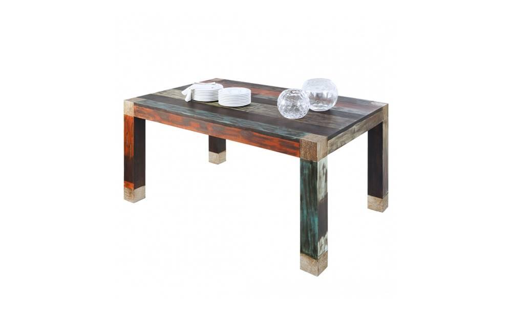 Sconto Jedálenský stôl GOA mangovník